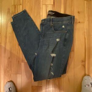 Torrid 20T bombshell jeans